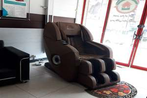 پیشرفته ترین صندلی ماساژور با اسکن کامل بدن